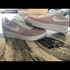 release date fe466 e285e Nike Shoes   Air Force 1 Ultra Flyknit Low Multicolor Nwot   Poshmark